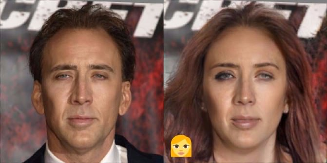 faceapp gender change