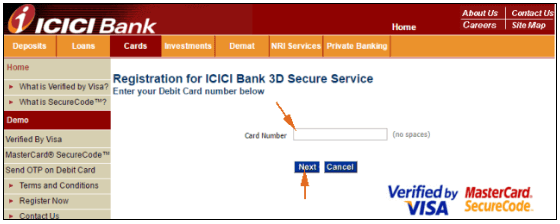activation icici credit card