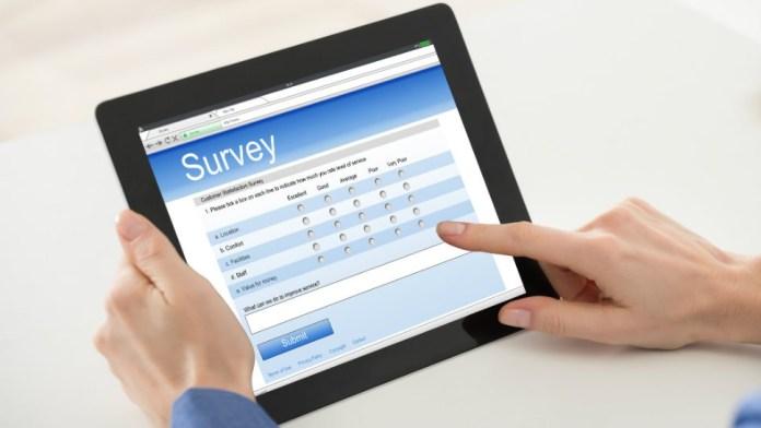 Nicholson's Pub Survey