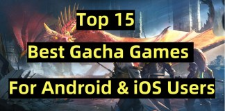 best gacha games for android