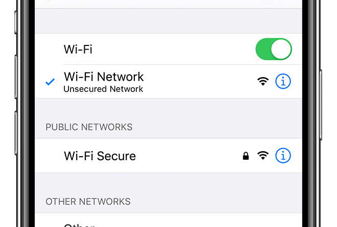 No Wifi Icon On Iphone After Ios 13 Update Technogecko