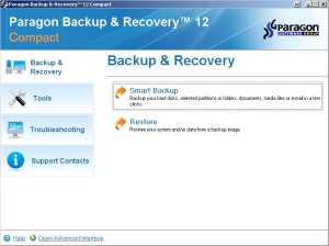 Paragon Backup & Recovery 12 Compact