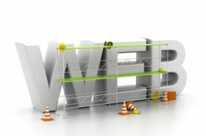 It is best to employ marketing services while your website is under construction.