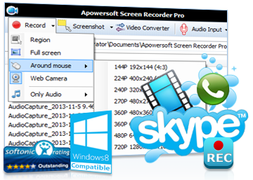 Apowersoft Desktop Screen Recorder Pro
