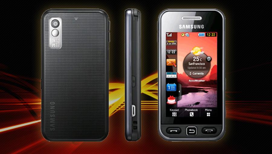Samsung Tocco Lite