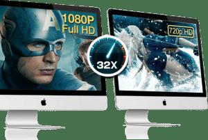 MacX Video Converter Pro Converter Feature