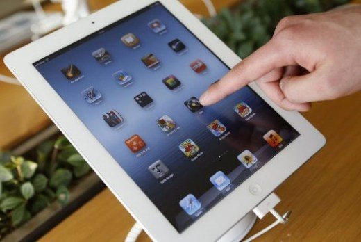 NextGen iPad