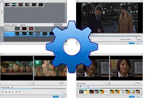 Video Converter Factory Editor