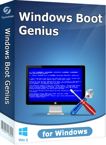 Tenorshare Windows Boot Genius