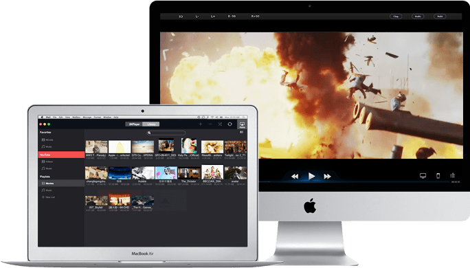 5KPlayer - 3 in 1 Player for Mac OS & Windows