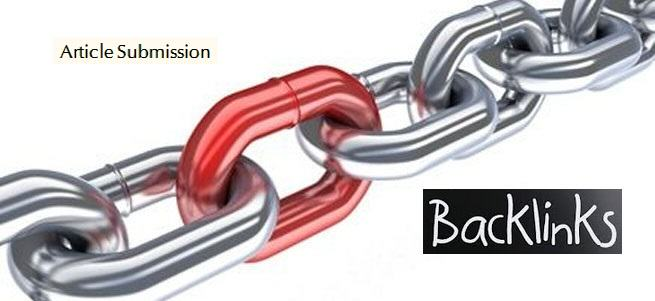 Multiple Backlinks from Article Submission