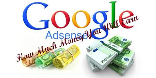 Make Money by Google AdSense