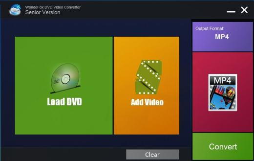 WonderFox DVD Video Converter Senior Version