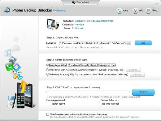 iPhone Backup Unlocker Pro Review