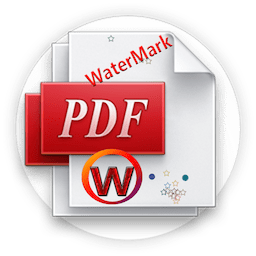 Watermark in PDF Files