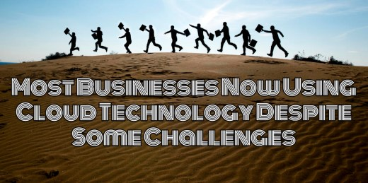 Businesses Using Cloud Technology