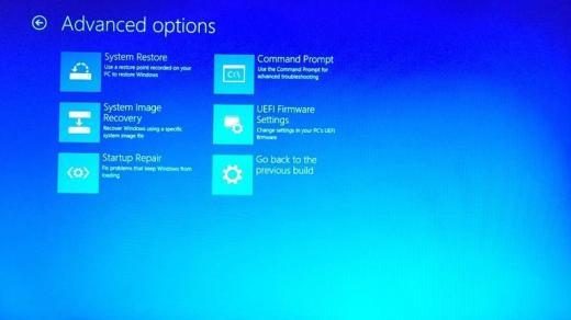 Windows 10 Startup