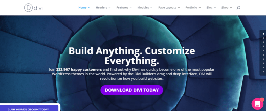 Divi Real Estate WordPress Theme