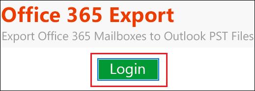 Office 365 Export