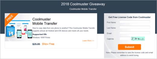 Mobile Transfer