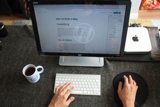 WordPress UX