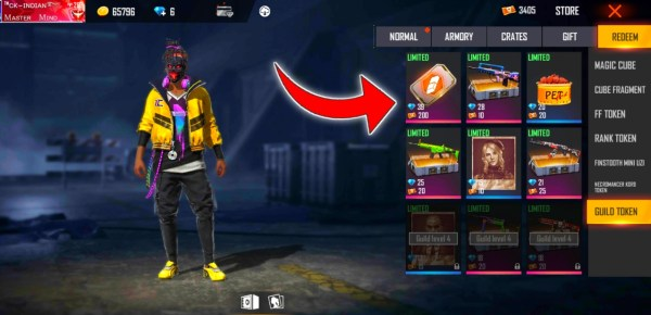 How to get name change card in free fire