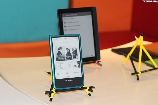 PocketBook анонсирует новые букридеры: Aqua, Ultra и InkPad