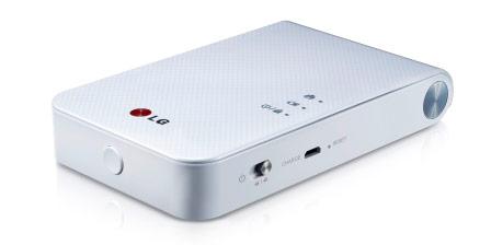 LG начинает продажи компактного фотопринтера Pocket Photo 2.0