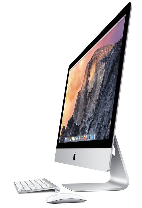 iMac с Retina