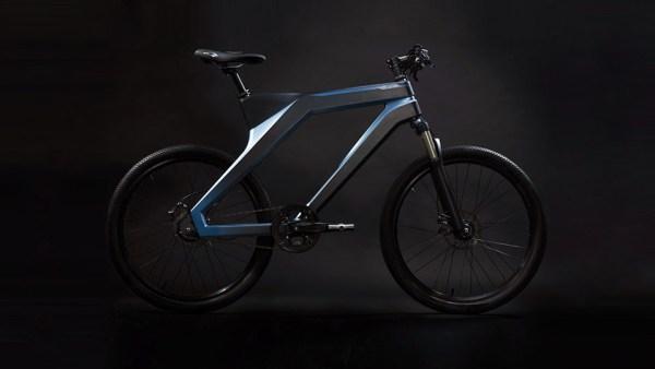 В Китае разрабатывают умный велосипед
