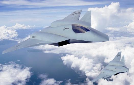 В США создают самолеты-истребители с искусственным интеллектом