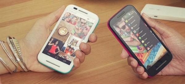 Motorola готовит целую линейку бюджетных смартфонов