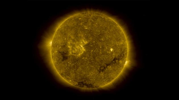 Трехмерные фотоcнимки Солнца от NASA