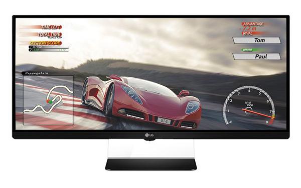 LG готовит суперсовременный игровой монитор формата 21:9