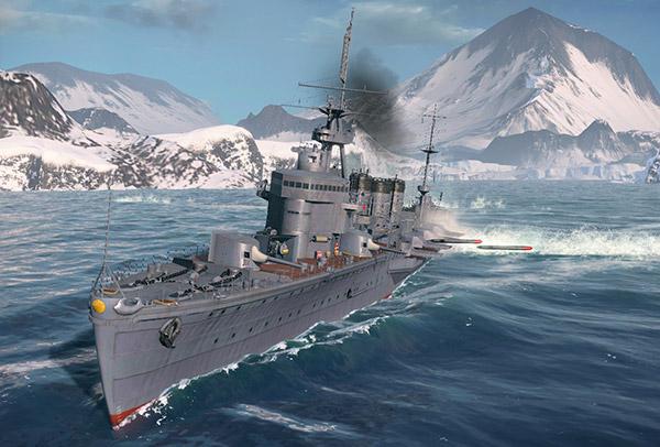 World of Warships готовится к массированному удару с воздуха