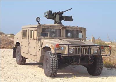 RCWS-Hummer