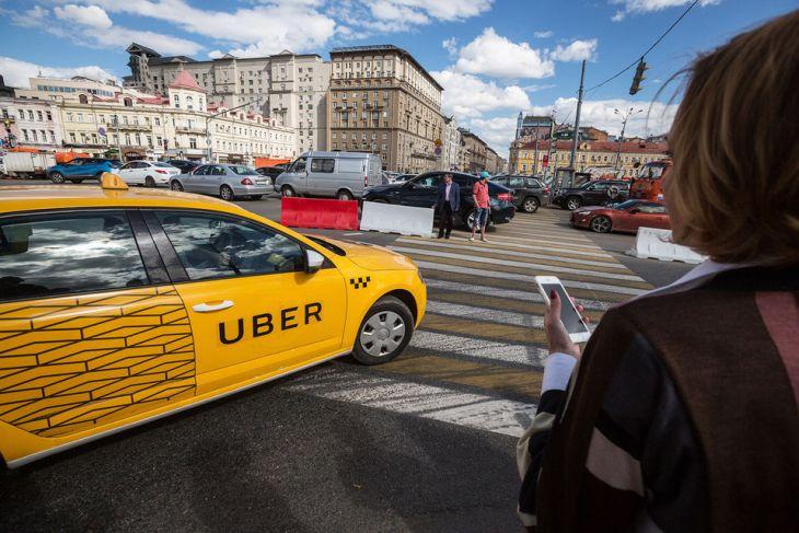 """Uber объединяется с """"Яндекс.Такси"""" в странах СНГ (кроме Украины)"""