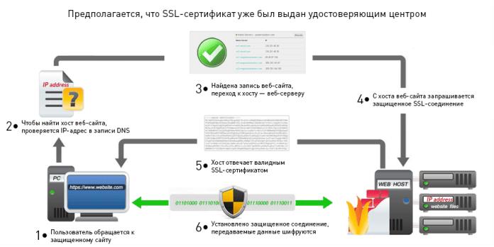 Что такое цифровой сертификат безопасности сайта и для чего нужен?