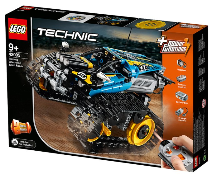 42095 LEGO Technic Remote-Controlled Stunt Racer