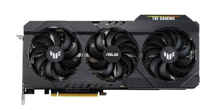 TUF Gaming GeForce RTX 3060 Ti