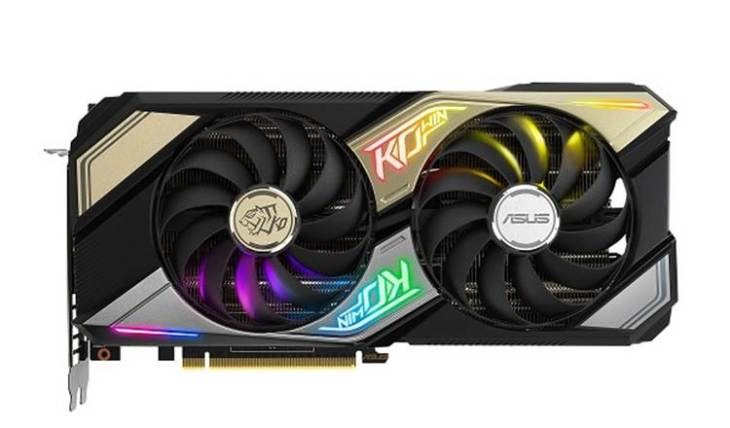 ASUS KO GeForce RTX 3060 Ti