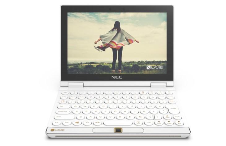 LAVIE MINI: гибрид миниатюрного ноутбука и игровой консоли от Lenovo