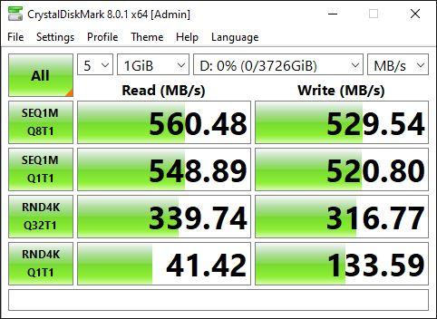 Опыт использования Samsung 870 QVO: в поисках объемного SSD для видеомонтажа