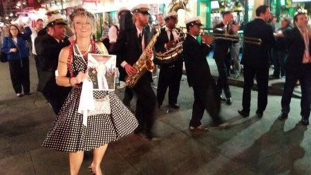 gayle at second line