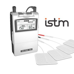 Multifunctional iStim TENS Physiotherapy Device