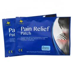 Herbal Menthol Ginger Knee Back Heat Pain Relief Patch