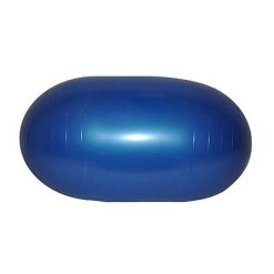 Capsule Shaped Gym Ball