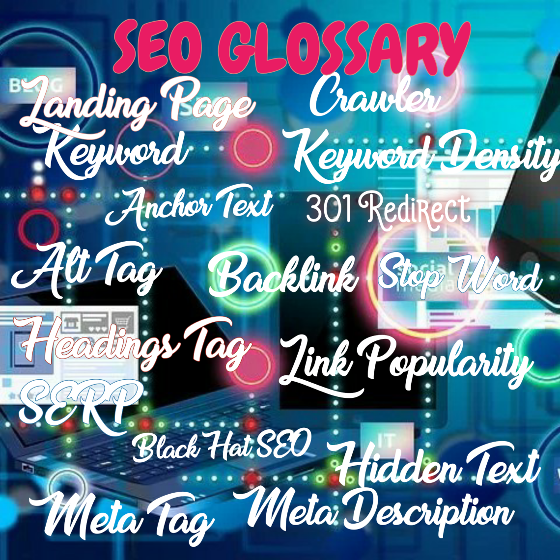 Basic SEO Terms and Definitions For Beginners