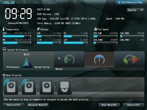 Bios Functions and update