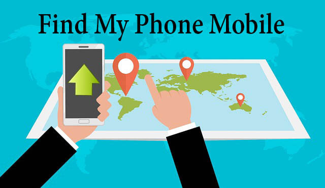 How to find my phone mobile